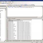 Ilustración 3 – Todas las Colletions soportadas por SQL Server (Instancia) utilizando el script SELECT name, description FROM sys.fn_helpcollations();
