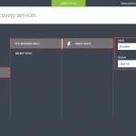 Ilustración 1 – Creación de Site Recovery Vault desde el Panel de Control de Microsoft Azure.