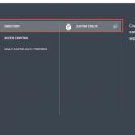 Ilustración 1 – Registro de un Directorio existente en Microsoft Azure.