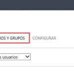 Ilustración 11 – Configurando la publicación de una Aplicación Web de Terceros en Azure Active Directory: Facebook. Asignación a Usuarios.