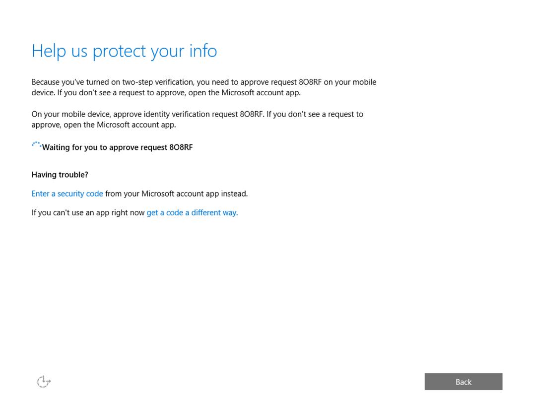 Ilustración 21 – Instalación de Windows 10 Build 10074. OOBE de Windows 10 Professional. Elección de origen del equipo.