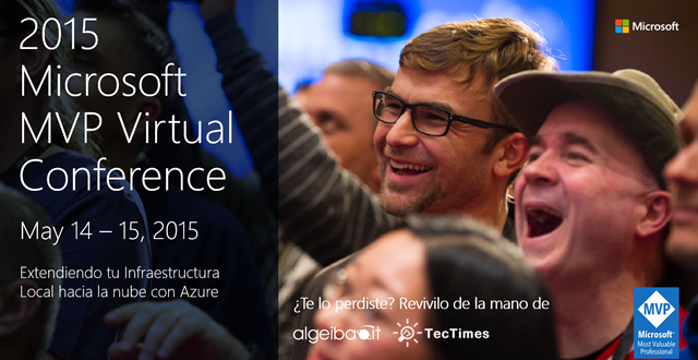 Webcast Microsoft Azure | Extendiendo tu Infraestructura Local | 20150514