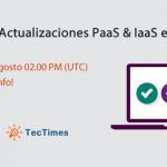 TecTimes | Evento Gestión de Actualizaciones en Azure - 15/08/2015
