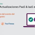[Webcast] Microsoft Azure | Gestión de actualizaciones en PaaS y IaaS – 15/08/2015