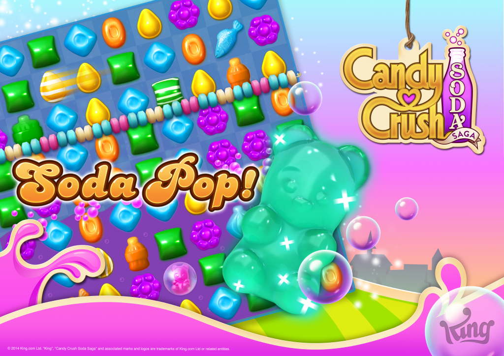 Candy Crush Soda Saga en Windows 10