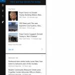 Qué hay de nuevo en Windows 10 Insider Preview Build 14267 - Buscar música rápidamente en Cortana