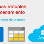 Azure VMs y Storage: lineamientos de diseño