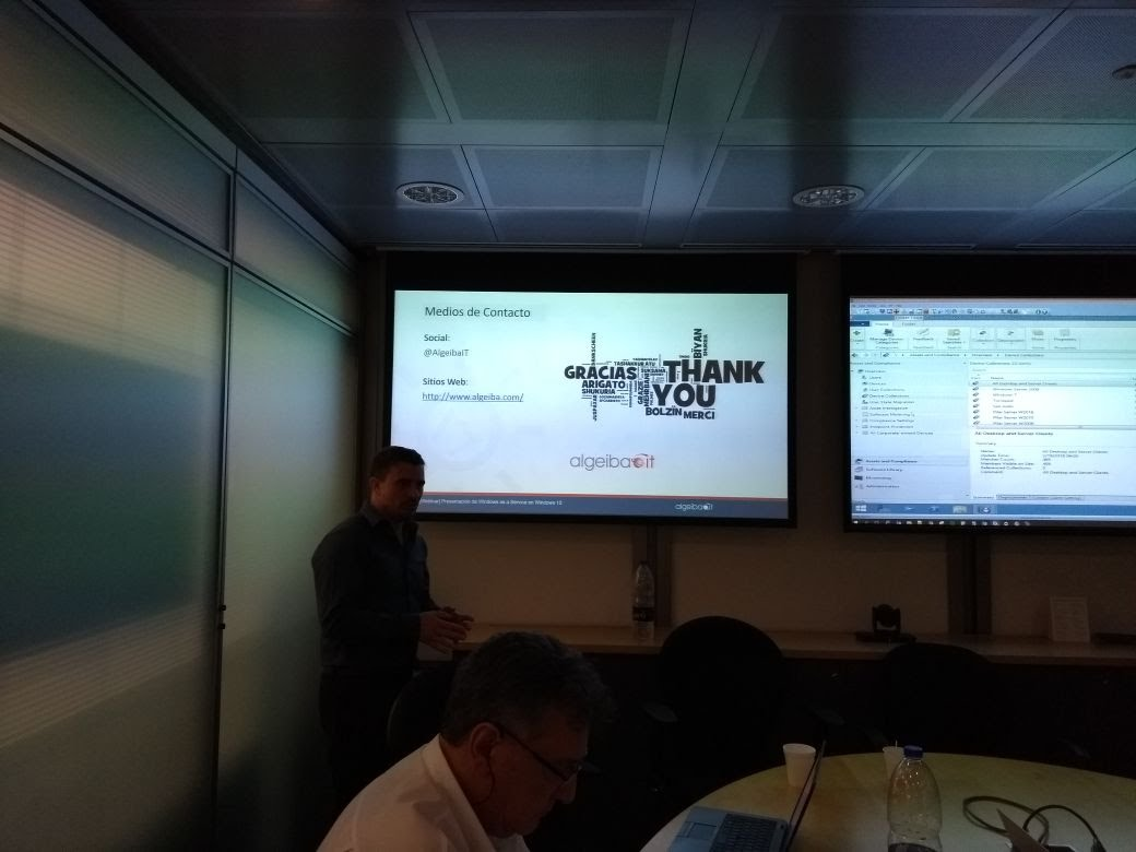 Evento Windows + Office para Instituciones Educativas @ Algeiba IT