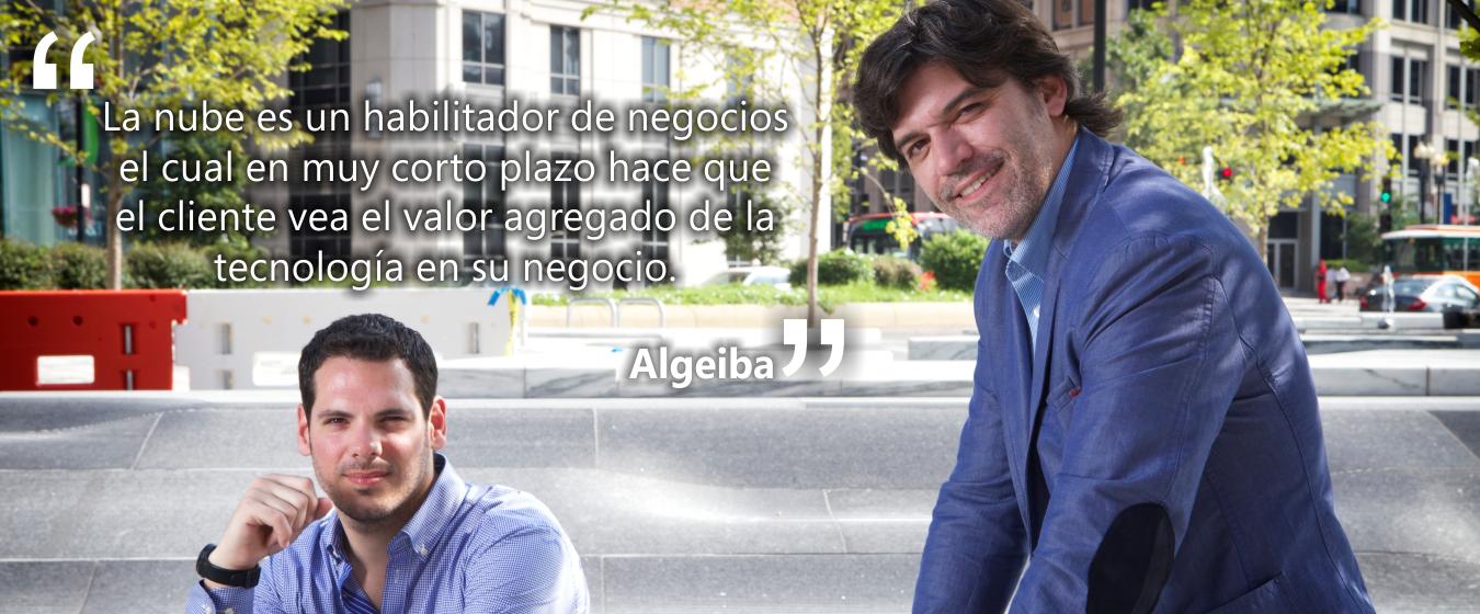 Algeiba La Nacion Office 365