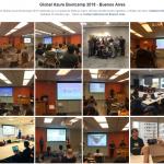 Fotos del Global Azure Bootcamp 2018 realizado en Buenos Aires